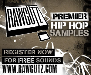 Hip Hop Samples, Loops, Sounds, and Beats from the premier Hip Hop Sample label, Rawcutz.com