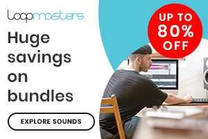 Save on Loopmasters Sample Bundles