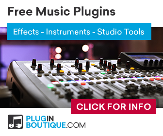 Free Music Plugins from Pluginboutique.com