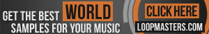 World Music Samples from Loopmasters.com