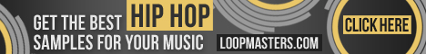 HIp Hop Sample Music from Loopmasters.com